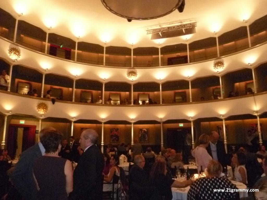 Verdi Theatre Cesena Buonvivere 2012