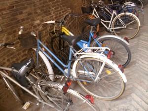 Ferrara, Romagna, bikes, carneval