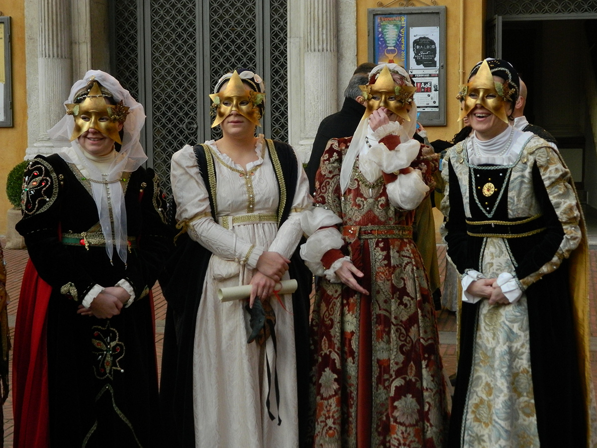 Ferrara: The Renaissance lives with the Carnival
