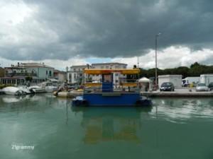 mirco ferryboat
