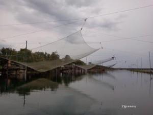 piallassa baiona fishing nets
