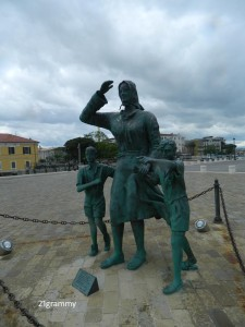 the mother in cesenatico