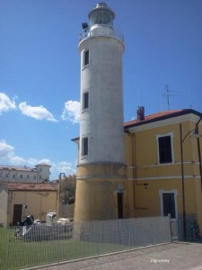 cesenatico light house