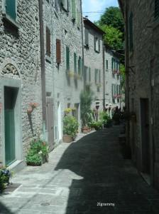 romagna, portico, vecchio convento