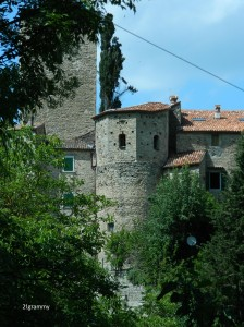 portico tower romagna