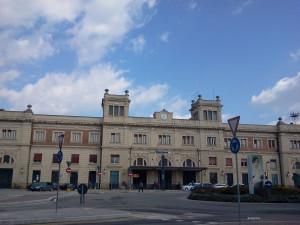 railway station forlì emilia romagna
