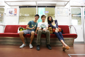 Slow travel_train