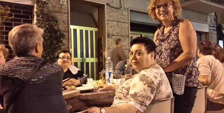 notte verde_social dinner_forli