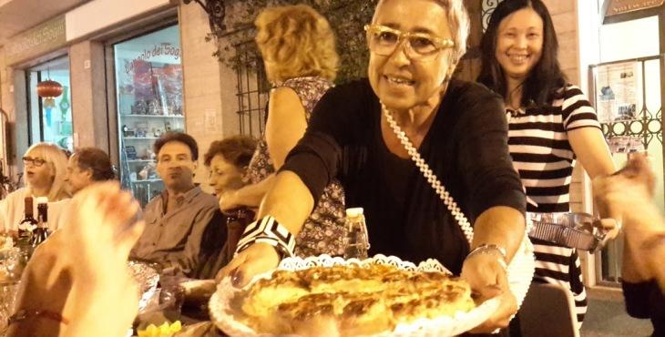 social dinner forlì