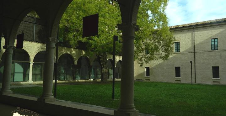 san domenico cloister forlì