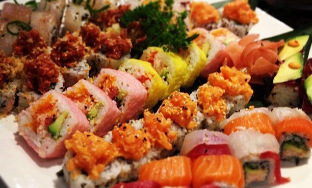 sushi riccione