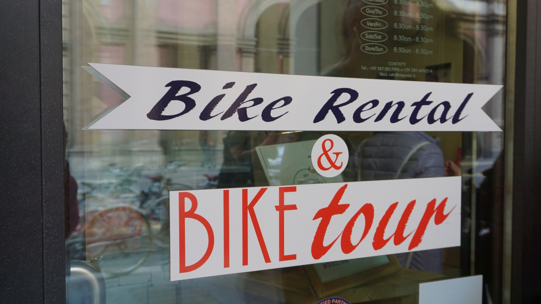bike in tour logo