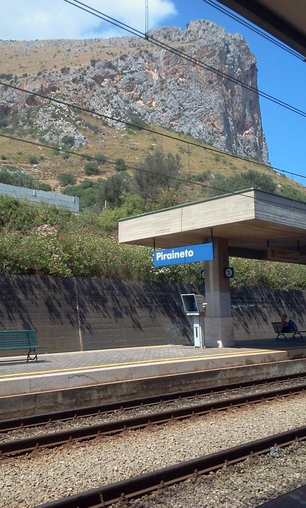 Piraineto, Palermo