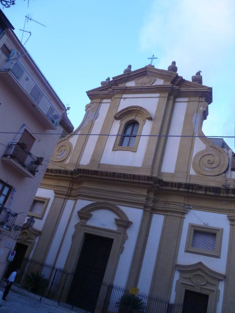 Chiesa Madre Cathedral, Castellammare del Golfo
