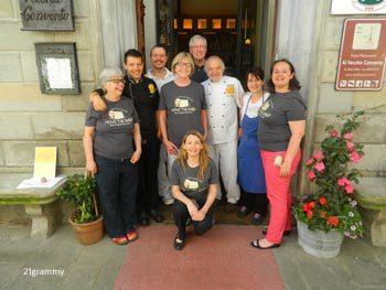The dream team of Romagna Diffusa