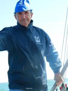 Our sailor!