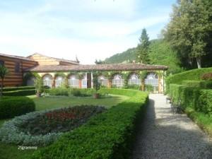 palazzo fantini garden