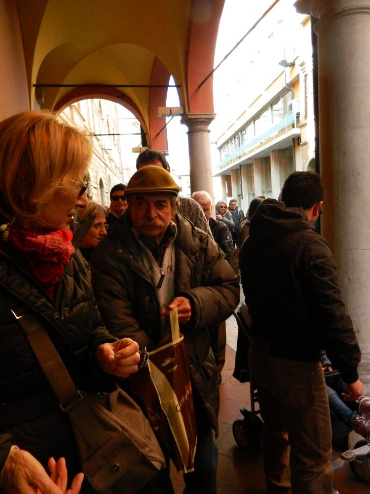 Cesena and old story at Cesena wine festival 2014