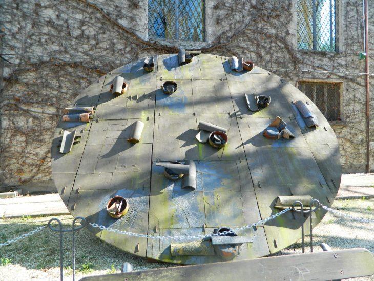 The internationa Museum of Pottery Faenza Emilia Romagna