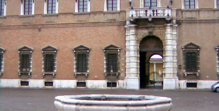 Piazza Ordelaffi Forlì