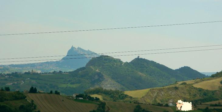 landscape from sogliano