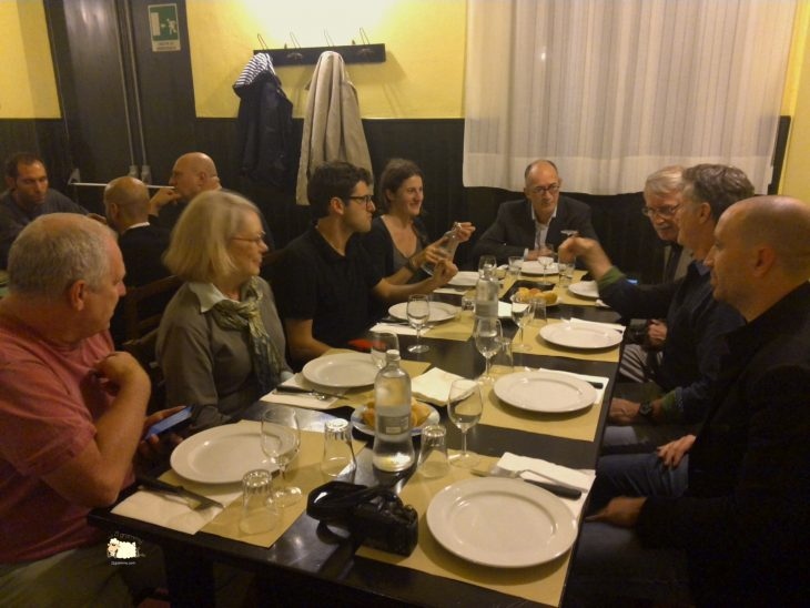 bloggers atrium european culture emilia romagna predappio