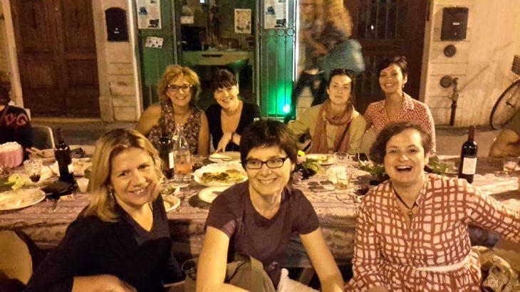 forli social street dinner