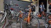in bicicletta a bologna